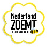 Logo Nederland zoemt